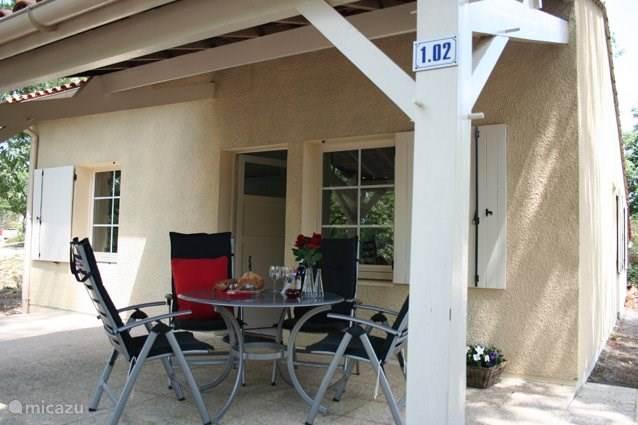 Vakantiehuis Frankrijk, Charente, Brossac Villa Maison Deux