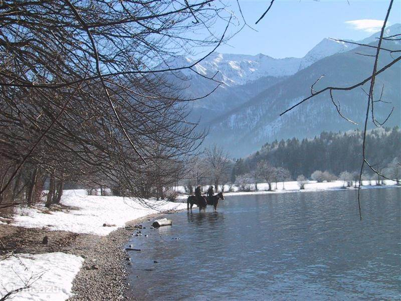 Near 3-point land Austria / Italy / Slovenia