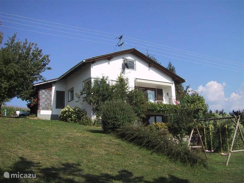 Vacation rental Austria, Carinthia, Fields villa Villa Karawankenblick