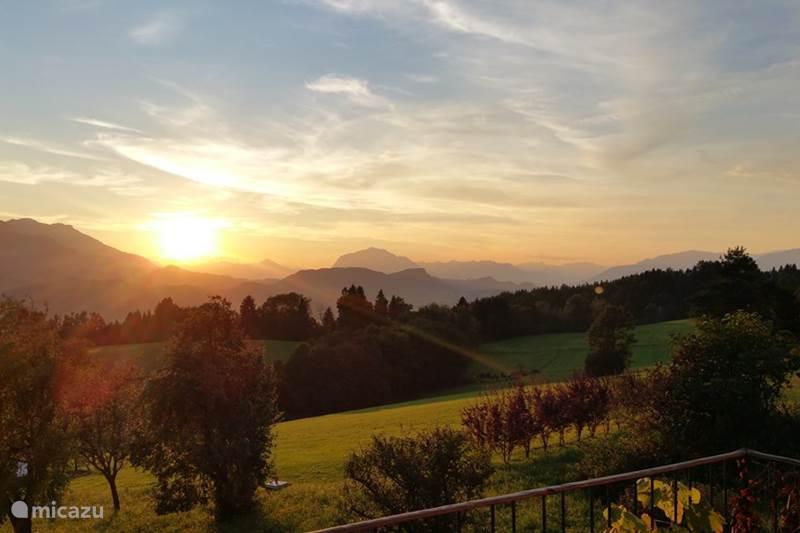 Vakantiehuis Oostenrijk, Karinthië, Velden Villa Villa Karawankenblick