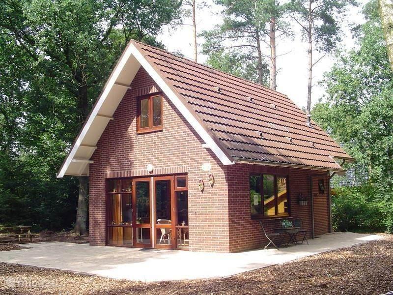 Vakantiehuis Nederland, Gelderland, Emst (Epe) Vakantiehuis Vakantiehuis 'Roodborstje'