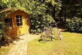 Prachtige omgeving om te fietsen