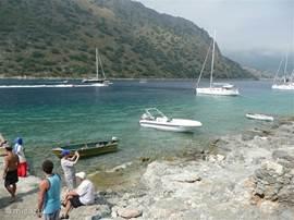 Het eiland waar Sint Nicolaas geboren is is de plaatselijke legenda
