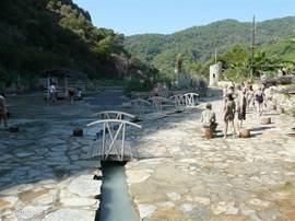 De thermale baden en heilzame modderen van Dalyan zijn goed voor je gewrichten en beauty....