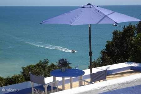 Vakantiehuis Portugal, Algarve, Carvoeiro - vakantiehuis Casa Azul