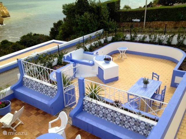 Vakantiehuis Portugal, Algarve, Benagil Vakantiehuis Casa Azul