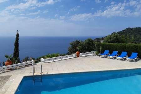 Vakantiehuis Spanje, Costa Brava – appartement Penthouse Fire-Ball