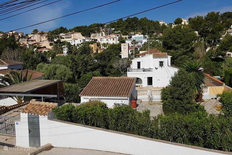 Vakantiehuis Spanje, Costa Blanca, Moraira Villa El viaje de la MARIPOSA, San Jaime
