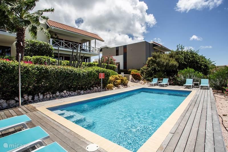 Vakantiehuis Curaçao, Banda Ariba (oost), Jan Thiel Appartement Boca Gentil Zanzibar