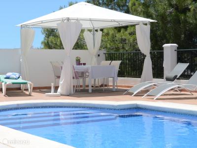 Vakantiehuis Spanje, Costa del Sol, Nerja Appartement Strandhuys - Appartementen Nerja