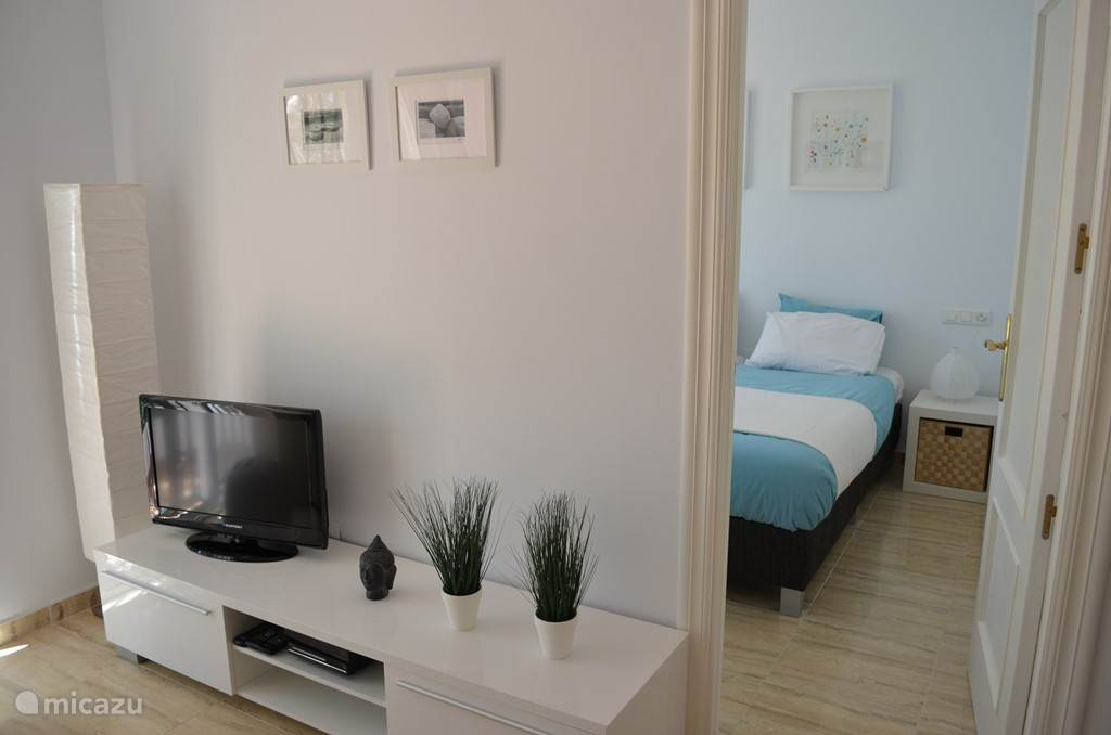 Woonkamer appartement Burriana 2