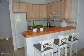 Keuken appartement Burriana 2