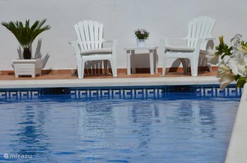Zwembad appartementen Burriana