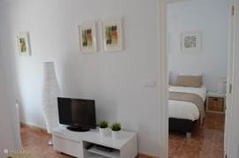 Woonkamer appartement Burriana 1