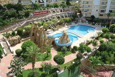 Vakantiehuis Turkije – appartement Appartement Paradise Hill Resort