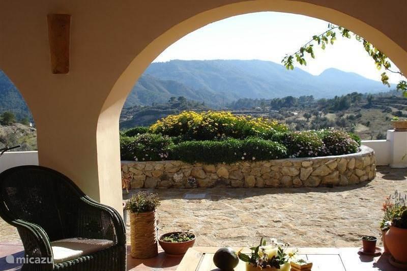Vakantiehuis Spanje, Costa Blanca, Relleu Finca Finca Los Almendros