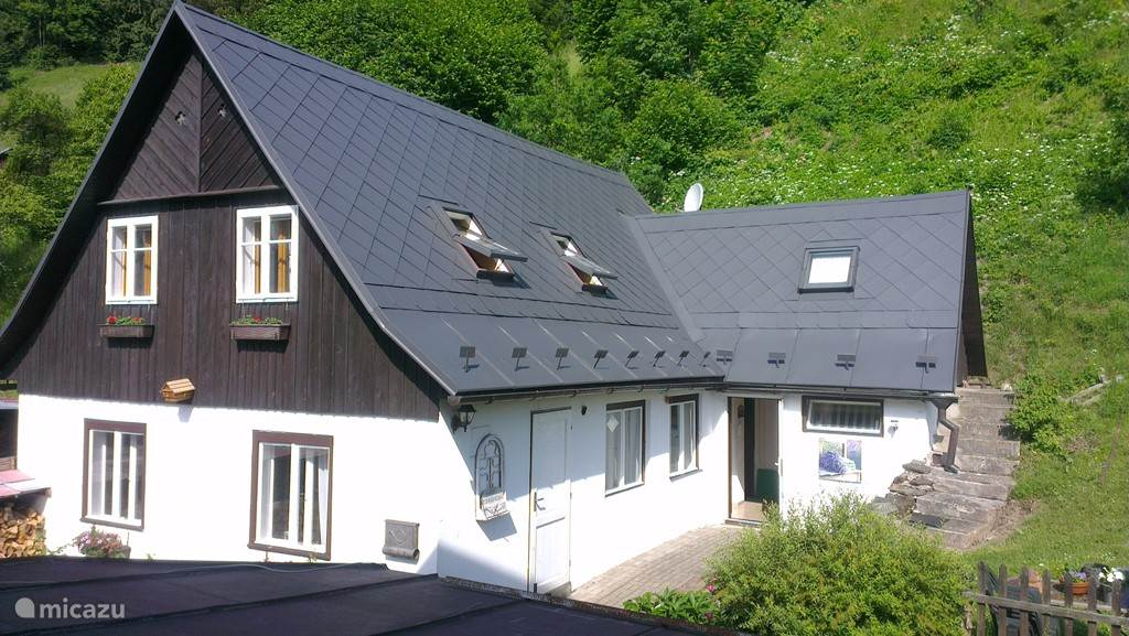 Vacation rental Czech Republic, North Bohemia – holiday house Vacation Rental Rokytka