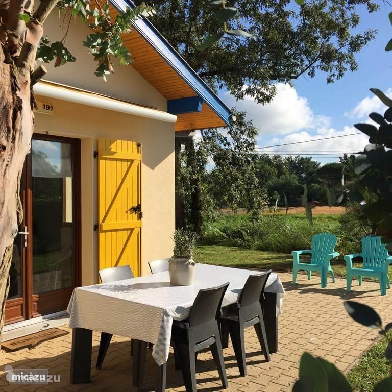 Vakantiehuis Frankrijk, Aquitaine – vakantiehuis Huisje 191 Village Océlandes