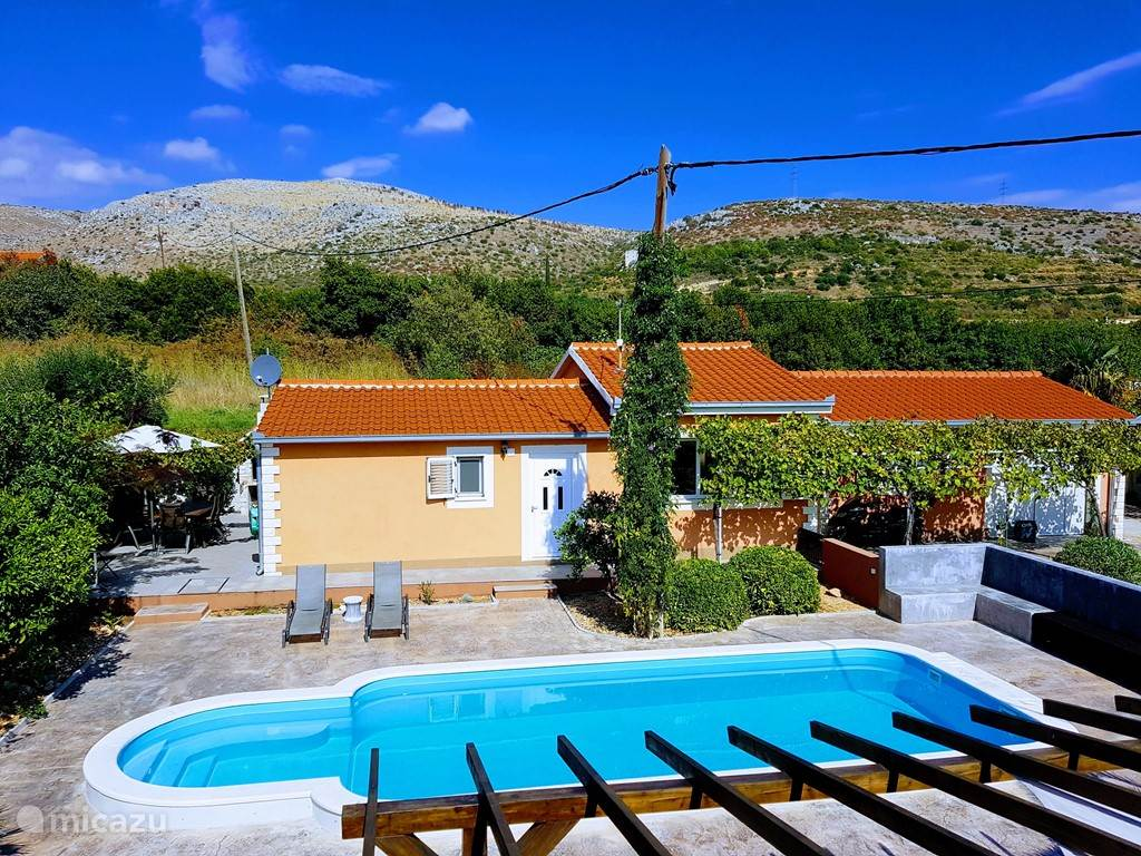 Vacation rental Croatia, Dalmatia, Trogir villa RESIDENCE TROGIR
