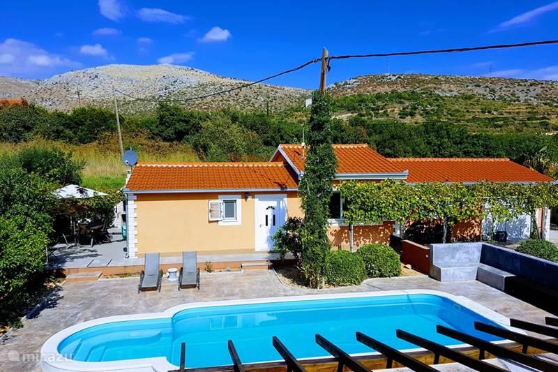 Vacation rental Croatia, Dalmatia, Trogir Villa Villa Trogir