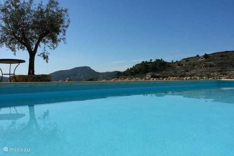 Ferienwohnung Spanien, Costa Blanca, Relleu Finca Mas de Pau