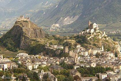 Sion-stadswandeling