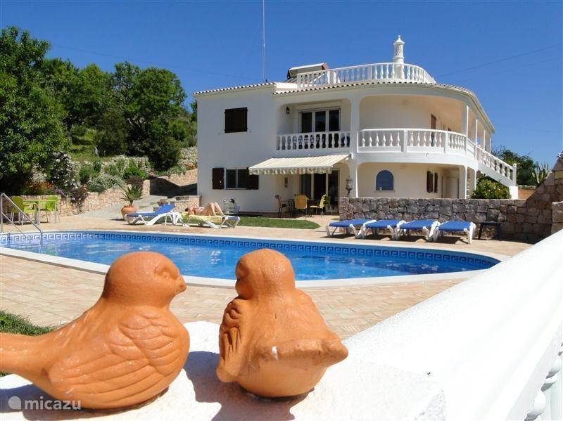Vakantiehuis Portugal, Algarve, Albufeira villa House on the hill