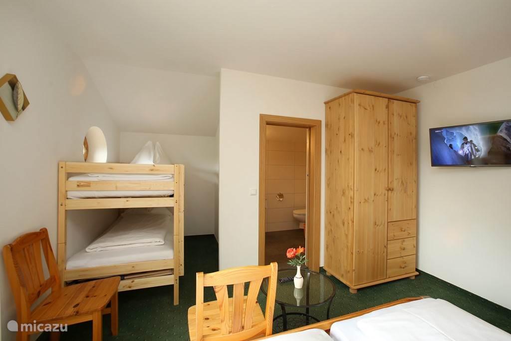 Slaapkamer - 4 personen