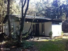 Bungalow 87, één van de meerdere bungalows die wij verhuren!