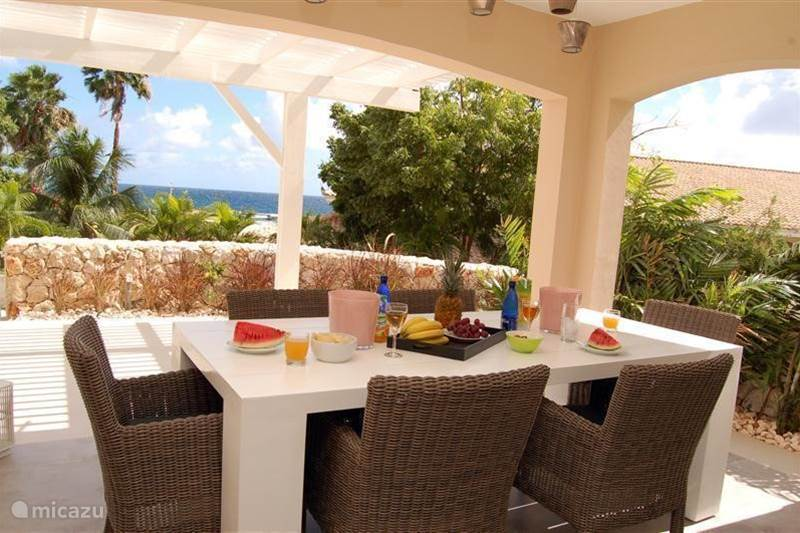 Vakantiehuis Curaçao, Banda Ariba (oost), Mambo Beach Appartement Appartement Dolphins View
