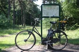 Huur lekker een fiets een trek erop uit. Op het park te huur v 6 euro per dag, maar ook in de omgeving zijn enkele verhuurbedrijven