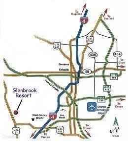 Glenbrook Resort. Een Toplokatie, dichtbij alle attracties en toch heerlijk rustig.