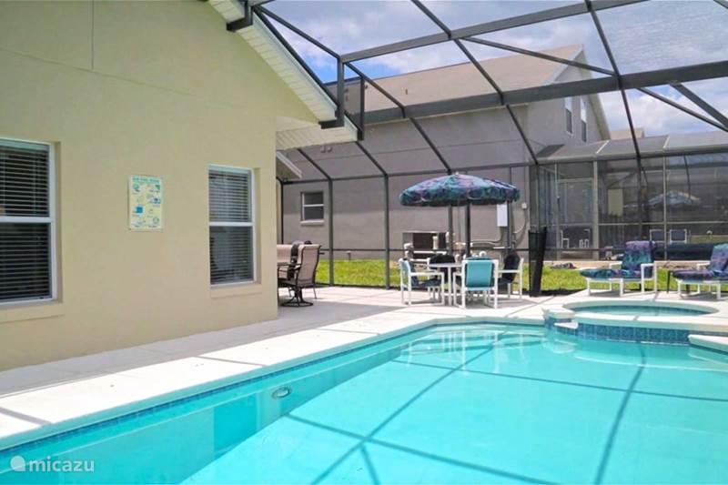 Vakantiehuis Verenigde Staten, Florida, Clermont Villa Glenbrookresortvilla