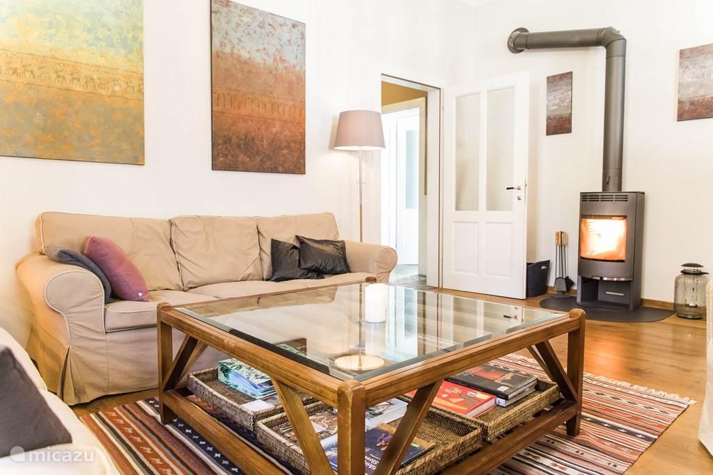 Vakantiehuis Slovenië, Julische Alpen, Kobarid Penthouse Soca-Penthouse