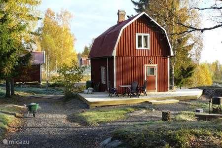 Vakantiehuis Zweden – vakantiehuis Enebacken