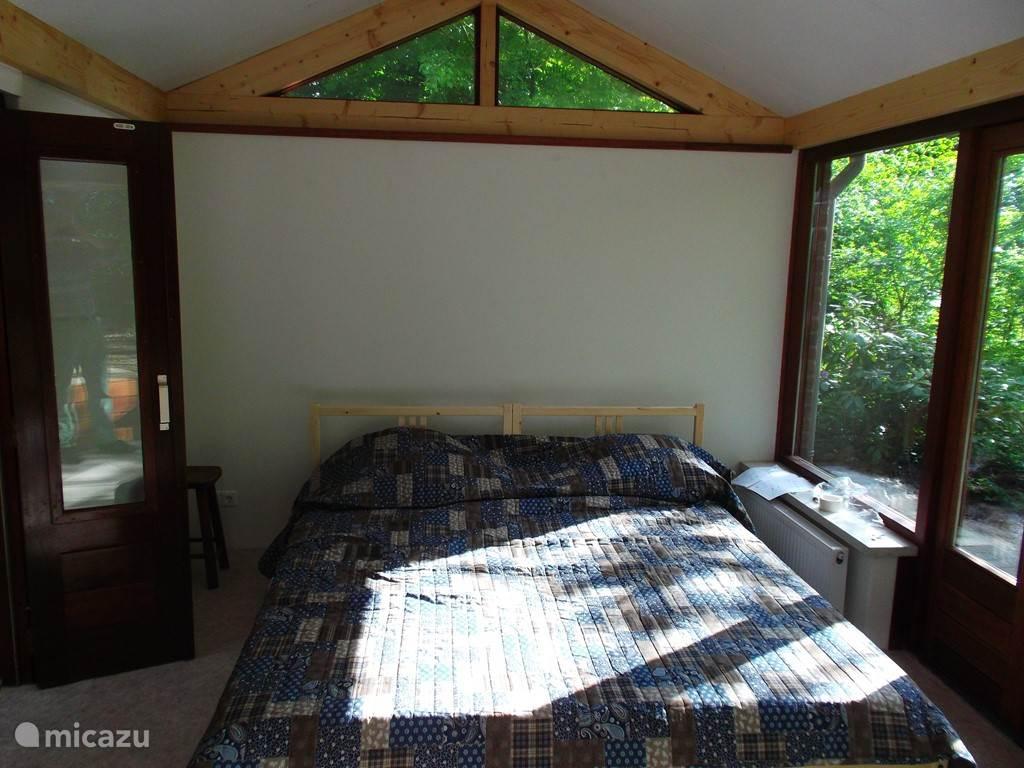 De nieuwe slaapkamer