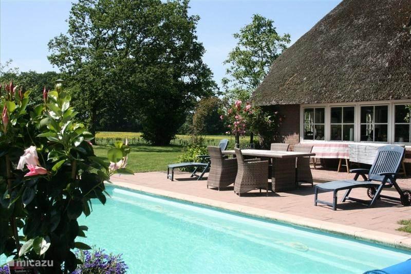 Vacation rental Netherlands, Overijssel, Beerze Farmhouse The Reehorst Beerze