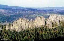 Cesky Raj ie the Bohemian Paradise is a true paradise for hikers.