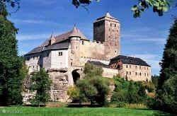 Hrad Kost. One of the most impressive castles in the Czech Republic. A small three minute drive and you're there.