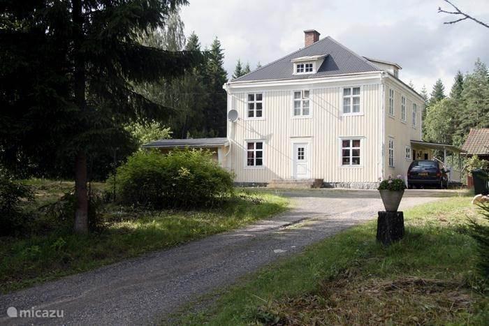 Vakantiehuis Zweden, Värmland, Ransäter villa karakteristieke vakantievilla Värmla