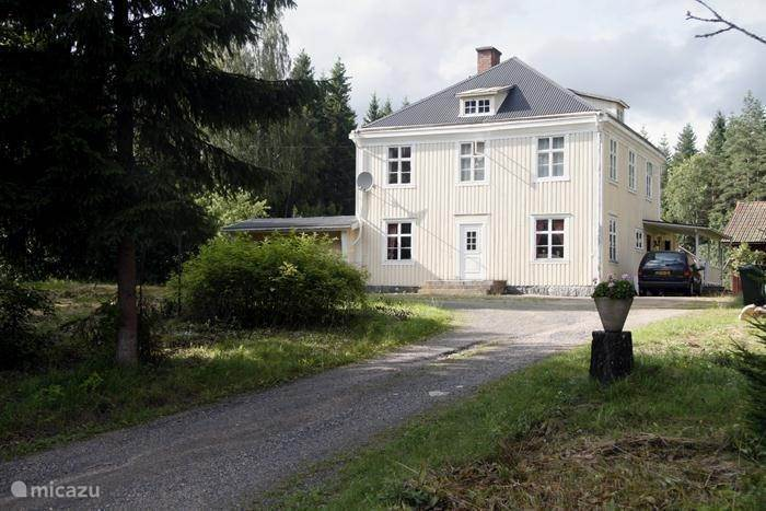 Vakantiehuis Zweden, Värmland – villa karakteristieke vakantievilla Värmla