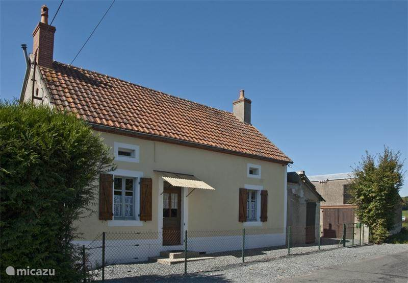Vacation rental France, Burgundy, Ternant - holiday house A MaisonTernant