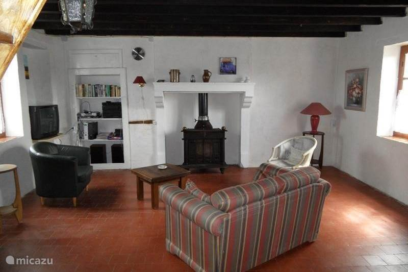 Vakantiehuis Frankrijk, Nièvre, Ternant Vakantiehuis A MaisonTernant