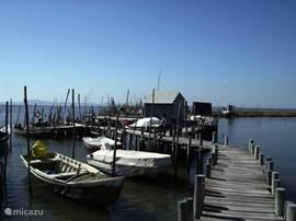 vissershaventje aan de sado Carrasqeiras