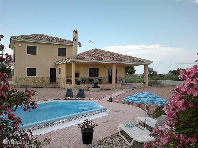 Ferienwohnung Spanien, Costa Blanca, Daya Nueva villa Villa Solar Los Naranjos