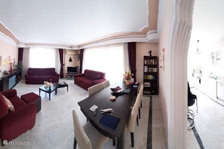 Vacation rental Turkey – apartment Euroresidence 6-21