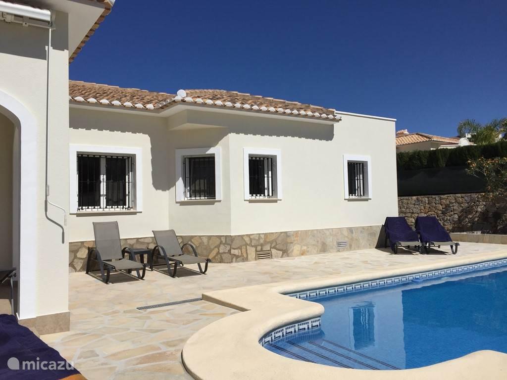 Vakantiehuis Spanje, Costa Blanca, Pego Villa Casa Samada