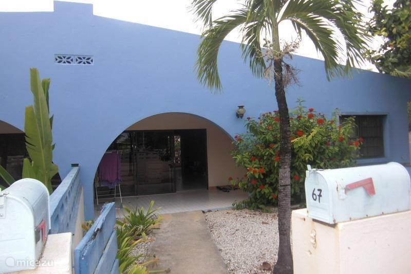 Vakantiehuis Bonaire, Bonaire, Belnem Vakantiehuis Kas Blau