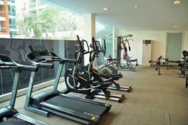 Fitness gratis entree
