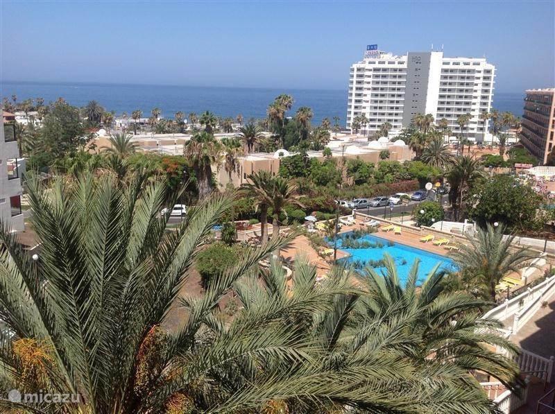 Vakantiehuis Spanje, Tenerife, Playa de las Américas - appartement Borinquen